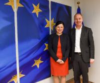 Visit of Peter Agnefjall, CEO of IKEA, to the EC