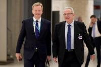 Visit of Neven Mimica, Member of the EC, to Switzerland