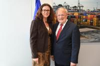 Visit of Johann N. Schneider-Ammann, Swiss Federal Councillor and Head of the Swiss Federal Department of Economic Affairs, Education and Research (EAER), to the EC