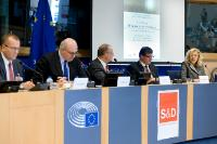 Participation of Phil Hogan and Corina Creţu, Members of the EC, in the Conference 'Launching EU Action for Smart Villages'