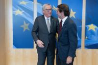 Visit of José Maria Aznar, former Spanish Prime Minister, to the EC