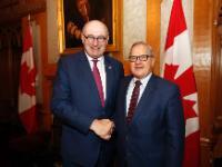 Visit of Phil Hogan, Member of the EC, to Canada