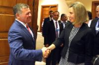 Visit by Federica Mogherini, Vice-President of the EC, to Jordan