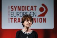 Visite de Marianne Thyssen, membre de la CE, en Italie