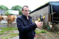 Une ferme impliquée dans le Programme 'BETTER Farm beef' à Thomastown, Irlande