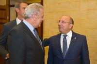 Visit of Dimitris Avramopoulos, Member of the EC, to Malta