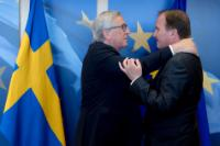 Visit of Stefan Löfven, Swedish Prime Minister, to the EC