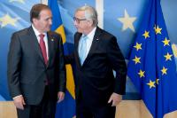 Visit of Stefan Löfven, Swedish Prime Minister, to the EC