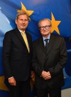 Visit of Carmel Agius, President of the International Criminal Tribunal for the former Yugoslavia (ICTY), to the EC