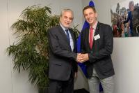 Visit of Wolfgang Jamann, Secretary General and CEO of CARE International, to the EC