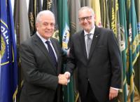 Visit by Dimitris Avramopoulos, Member of the EC, to Croatia