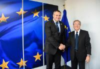 Visit of Dejan Židan, Slovenian Deputy Prime Minister; Minister for Agriculture, Forestry and Food, to the EC