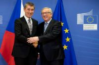 Visit of Andrej Babiš, Czech Prime Minister, to the EC