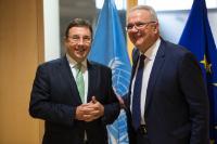 Dialogue de haut niveau UE– PNUD sur le developpement