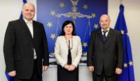 Visite de Jiří Šesták, vice-président du Sénat tchèque, à la CE