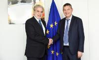 Visite de Philippe Lazzarini, coordonnateur spécial adjoint des Nations Unies pour le Liban, à la CE