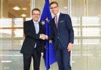 Visit of Alexander Stubb, Vice-President of the European Investment Bank (EIB), to the EC
