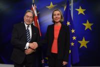 Visite de Winston Peters, vice-Premier ministre néo-zélandais et ministre des Affaires étrangères, à la CE