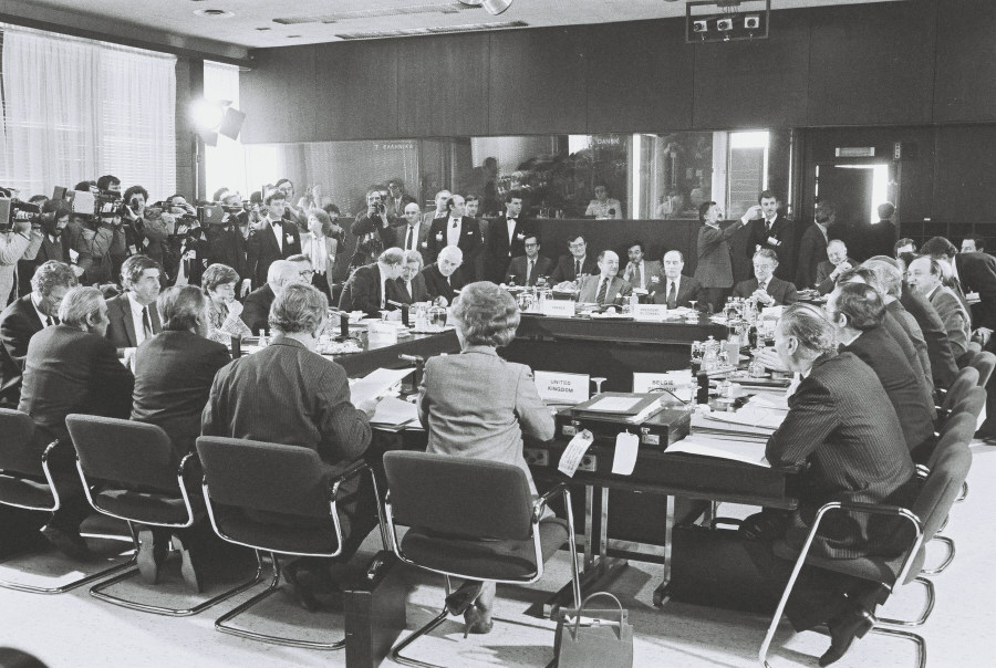 Brussels European Council, 19-20/03/1984