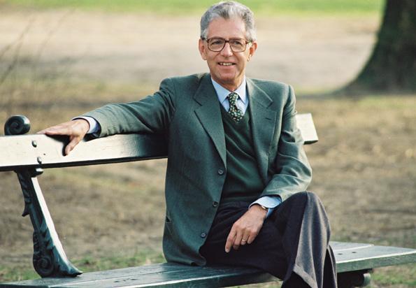 Mario Monti, membre de la CE