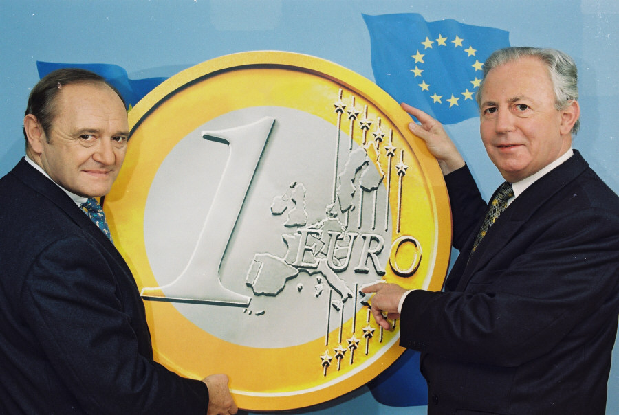Launch of the euro