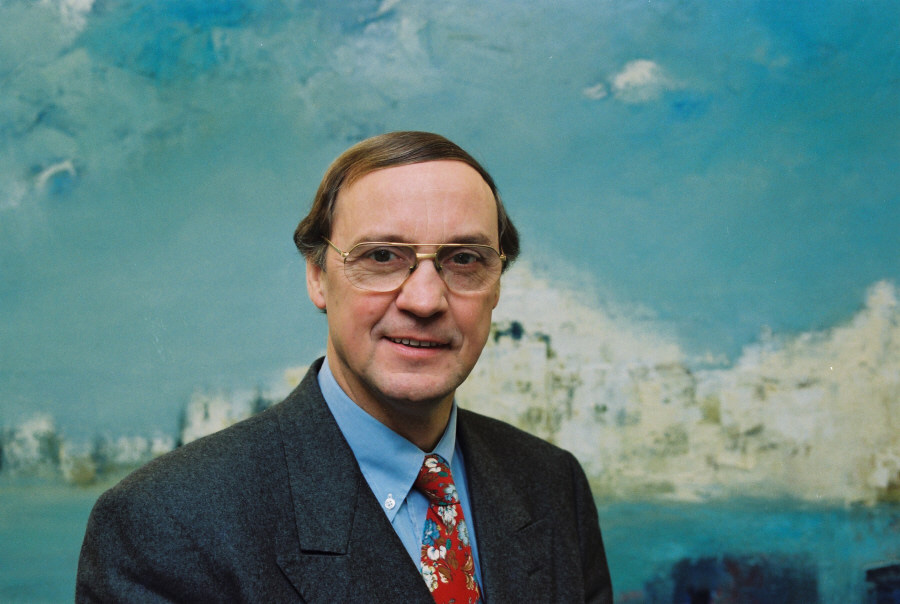 Karel van Miert, Vice-President of the CEC