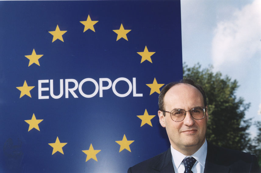 Visit by António Vitorino, Member of the EC, to Europol