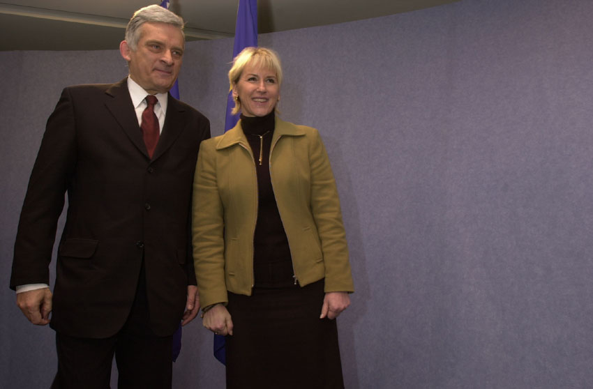 Visit of Jerzy Buzek, Polish Prime Minister, to the EC