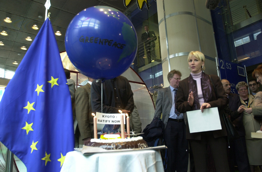 Launch of the Green Week by Margot Wallström, Member of the EC
