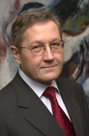 Klaus Regling, Director-General at the EC