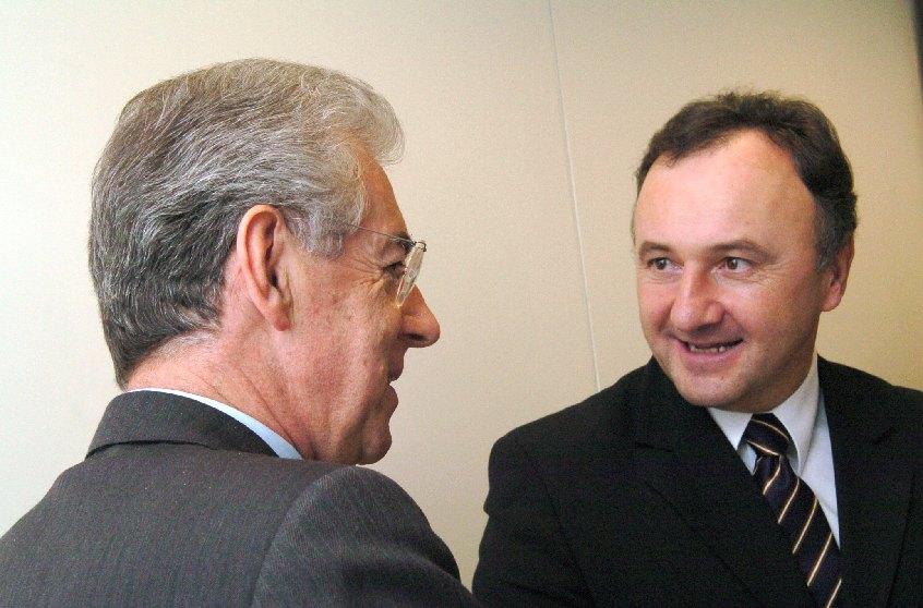 Visit of Pál Csáky, Slovakian Deputy Prime Minister, to the EC