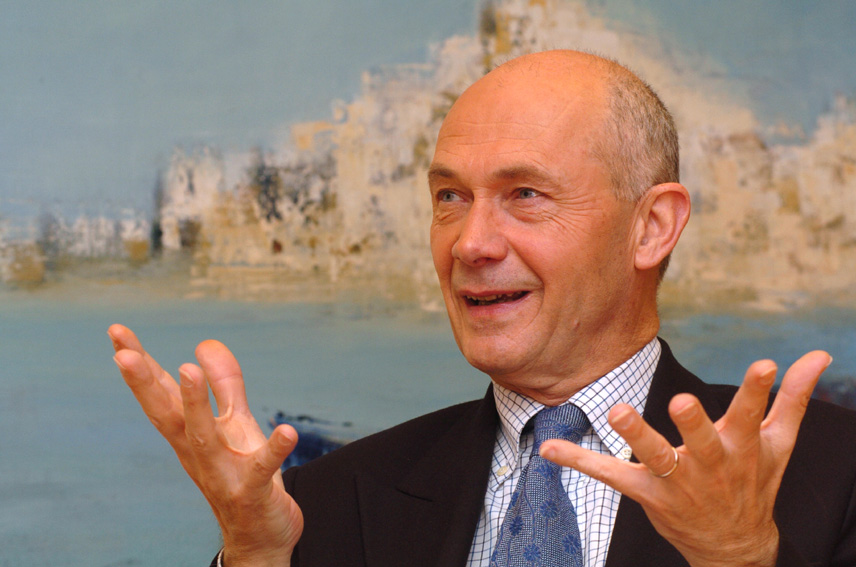 Pascal Lamy, Member of the EC