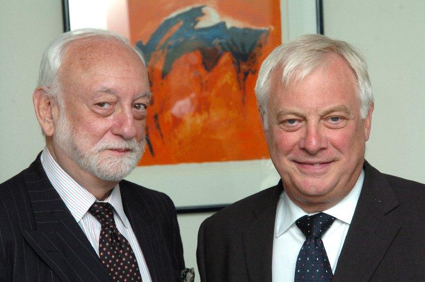 Visite de Francesc Vendrell, représentant spécial de l'Union europénne pour l'Afghanistan, à la CE