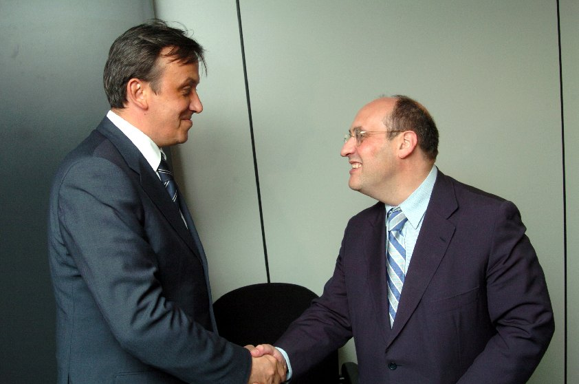 Visit of Adnan Terzić, Prime Minister of Bosnia and Herzegovina, to the EC
