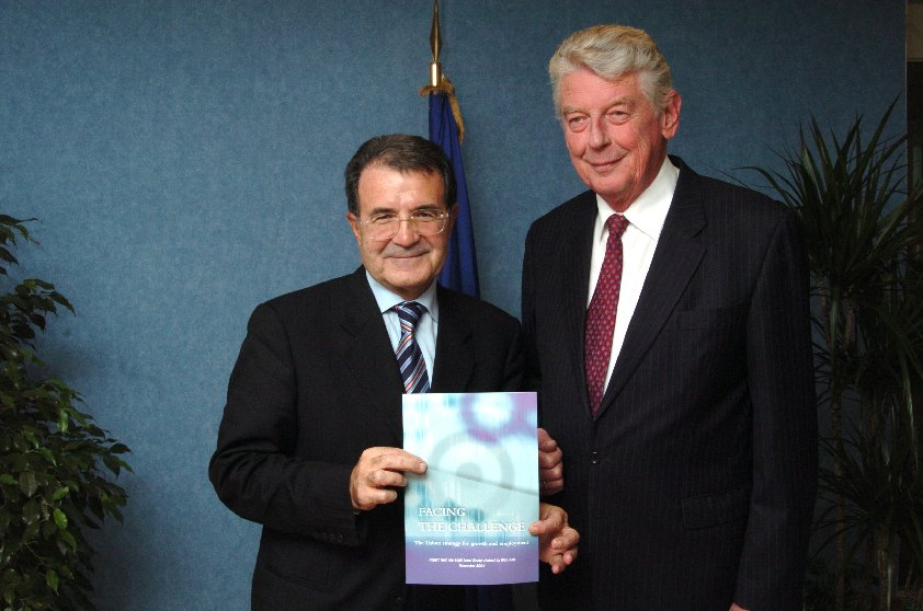Presentation of the high level group report on the Lisbon strategy