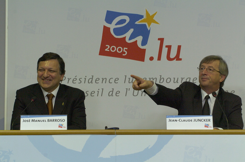 Inaugural meeting of the Luxembourgish Presidency with the EC