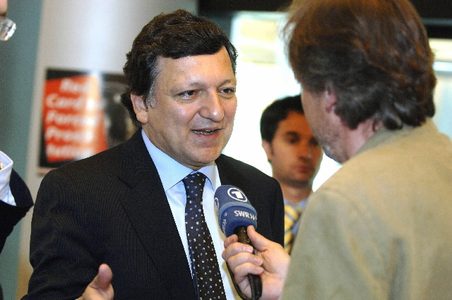 Press conference by José Manuel Barroso, President of the EC, ahead of the Brussels European Council