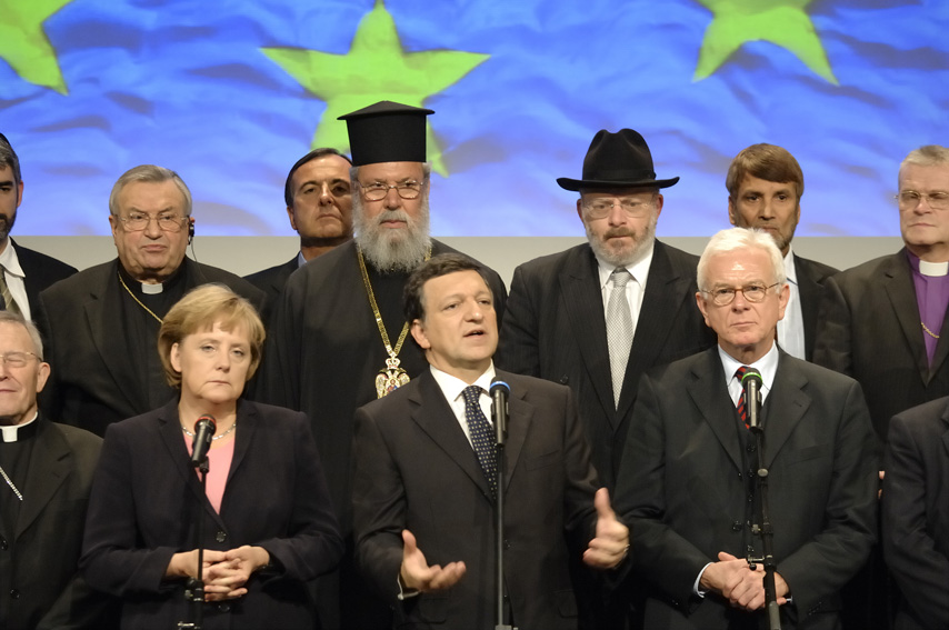Meeting of religious leaders with the European Institutions