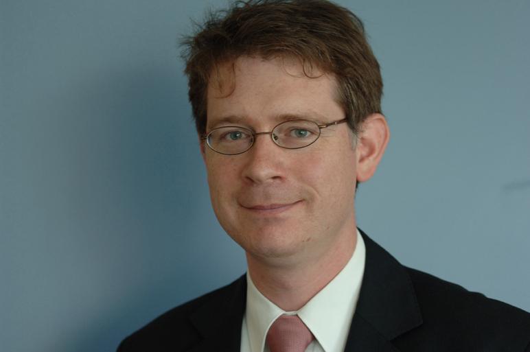 Olivier Drewes, porte-parole à la CE