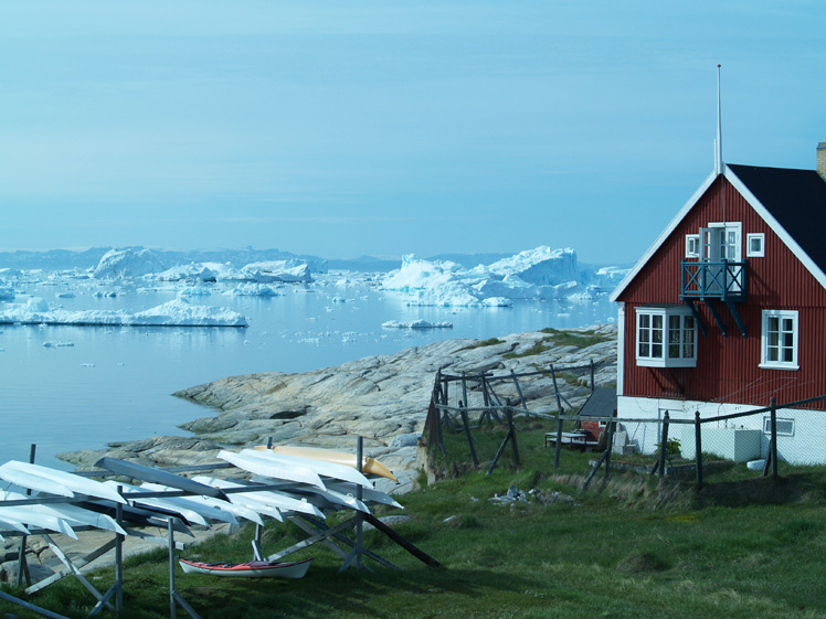 Visit by José Manuel Barroso, President of the EC, to Greenland
