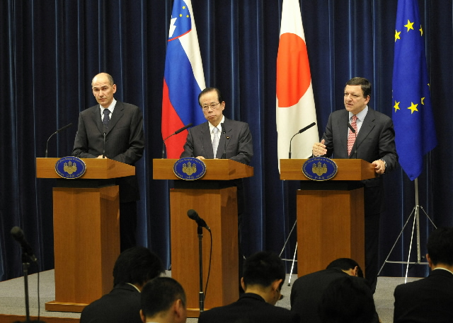 Sommet UE/Japon
