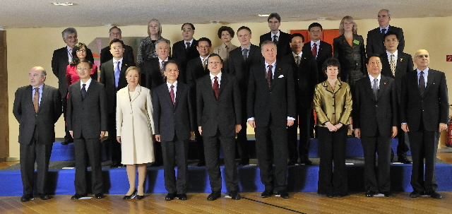 Visit of Wen Jiabao, Chinese Prime Minister, to the EC