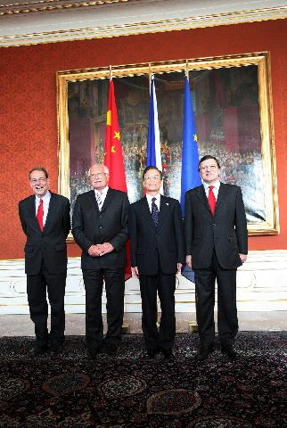 EU/China Summit, 20/05/2009