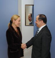 Visit of Masoud Barzani, President of the Kurdistan Region in Iraq, to the EC