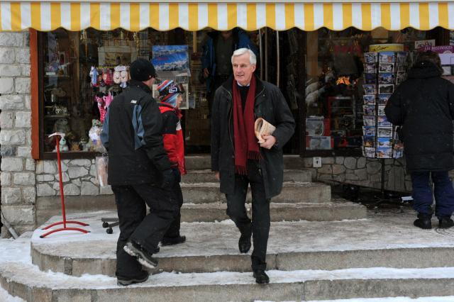 Michel Barnier, Member designate of the EC