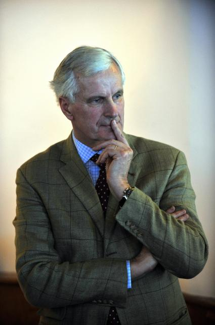 Michel Barnier, Member designate of the EC