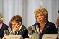 Participation of Viviane Reding, Vice-President of the EC, at the High Level Conference on the Future of the European Court of Human Rights