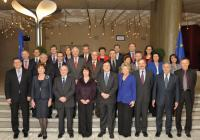 Official group photo of the Barroso II Commission