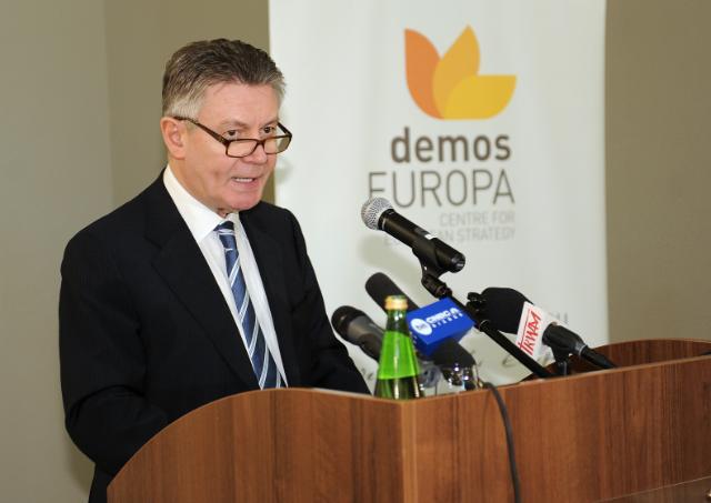 Visit of Karel De Gucht, Member of the EC, to Warsaw