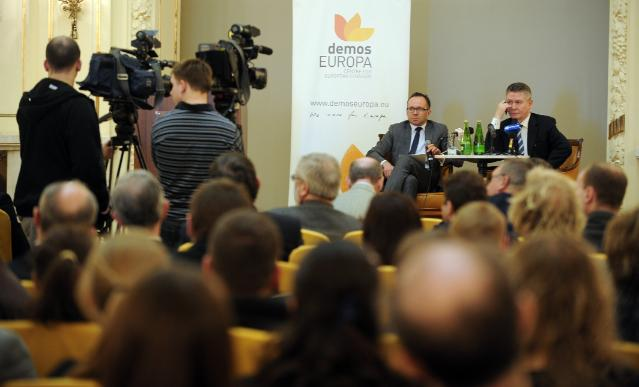 Visit of Karel De Gucht, Member of the EC, to Warsaw